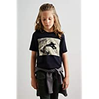 Camiseta Estampada Pf Mini Sk8 Shadow Reserva Mini