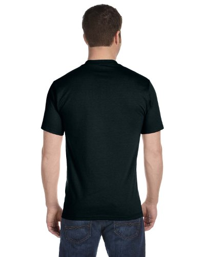 fy-T Adult Short-Sleeve T-Shirt, Black, 3XT (Big Tall T-shirt)
