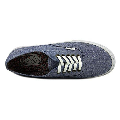 Furgoni Autentico Lo Pro Unisex (scarpe Chambra Floreali (chambray Floreale) Bi / Tr Wht