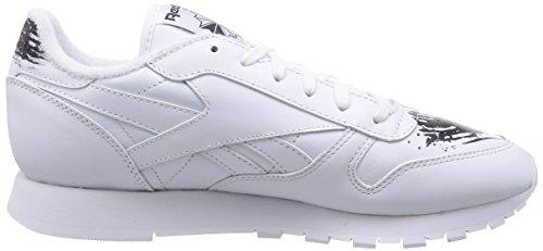 ReebokClassic Leather Spirit - Zapatillas Mujer Blanco - Blanc (Strength/White)