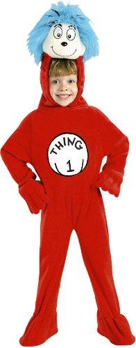 Thing 1 Costume - Toddler (Thing 1 Toddler Costume)