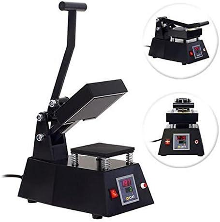 Logo Heat Press Machine vinmax HP230C 1212cm/4.74.7inch Mini Heat Press Machine US Plug
