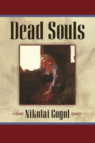Book cover for Dead Souls