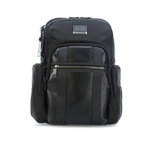 TUMI - Alpha Bravo Nellis Laptop Backpack - 15 Inch Computer Bag for Men and Women - Black