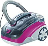 Thomas 788585 Vacuum Cleaner (1700 W - 16 A, 220-230 V Cylinder vacuum cleaner, Grey, Magenta)