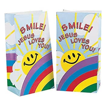 Amazon.com: Fun Express Expressions of the Faith Bolsas de ...