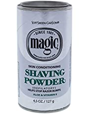 SoftSheen-Carson Magic Skin Conditioning Shaving Powder, 4.5 oz