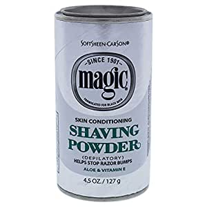 Amazon Com Razorless Shaving For Men By Softsheen Carson Magic