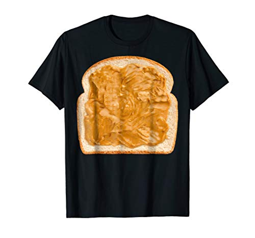 PB&J - Couples Halloween Costume - PEANUT BUTTER T Shirt