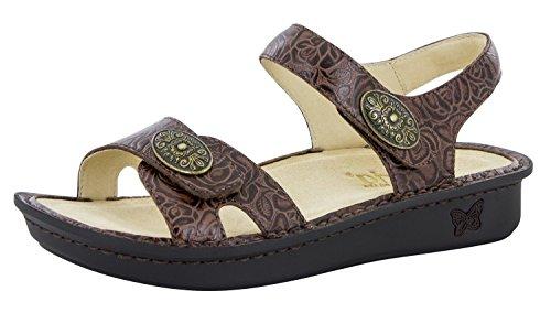 Alegria Vienna Womens Sandal Cowgirl Tobacco