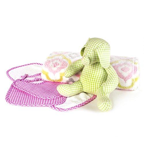 (Tadpoles Elephant & Blanket Gift Set,)