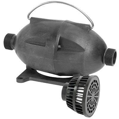 Drive Cal Waterfall Direct Pump (BestNest Cal Pump T4000 Torpedo Pump and Prefilter, 4000 gph)