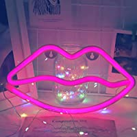 Fiee Shaped Neon Signs,Led Safety Art Wall Decorative Lights Neon Lights Night Table Lamp with Battery Powered/USB for Kids Gift, Baby Room,Wedding,Party,Christmas,Decoration