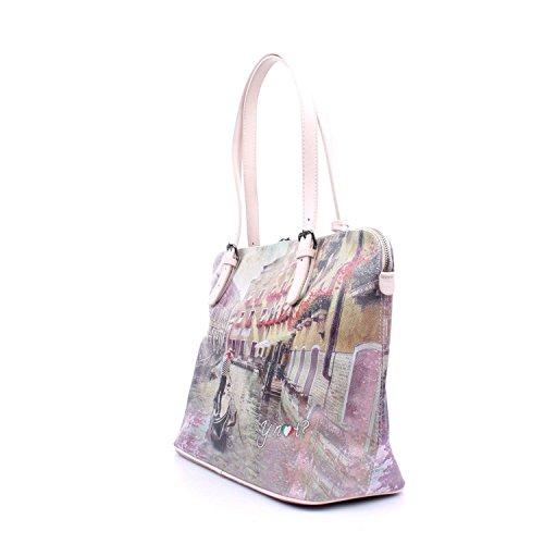 Y NICHT? Damentaschen ART. H-377 PINK LAGOON