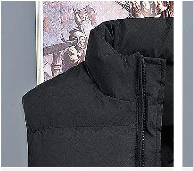 Winter Casual Baumwolle Weste Męskie Selbstkultivierung zum Warmhalten: Odzież