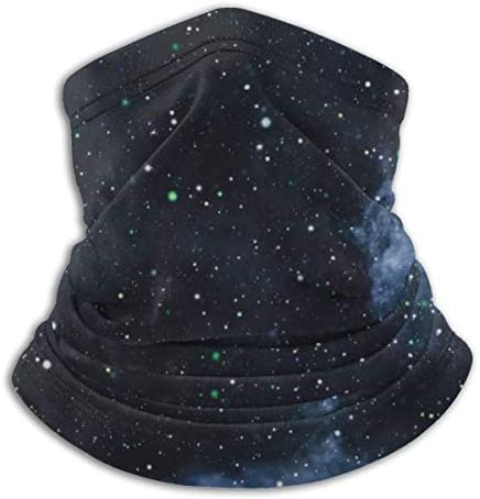Beautiful Space Stardust And Stars ネックカバー 丸洗い可能 バンダナ 日よけ 顔 フェイスガード 多機能 日よけ サイクリングカバー