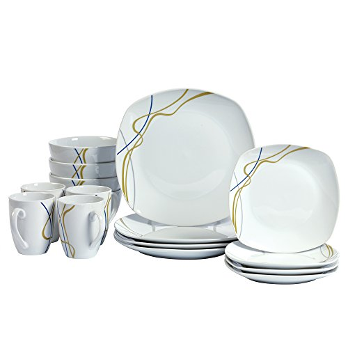 (Tabletops Unlimited, Inc 16pc Dinnerware Set - Hannah )