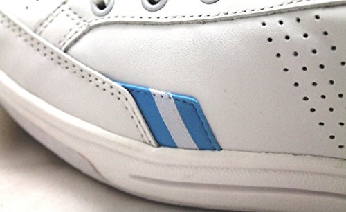 Reebok - G6 G Unit 10-173245 Sneaker Turnschuhe Original-White/Etheral-Blue /Größe: 37