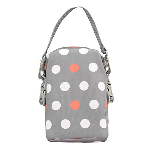 Dr. Brown's Convertible Bottle Tote, Polka Dot