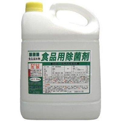 ニイタカ 野菜*果物用除菌剤 食品用除菌剤 5kg×3 食品添加物 B01DZ312YG