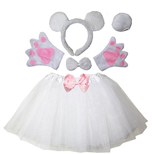 Kirei Sui Kids Costume Tutu Set Polar Bear