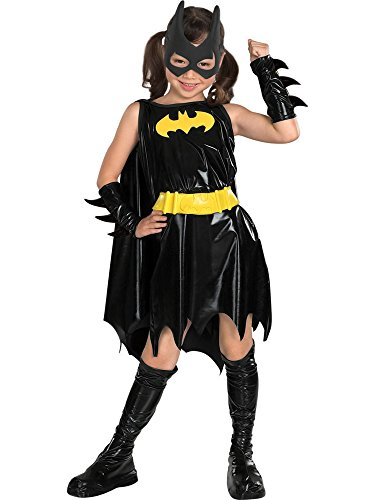 Super DC Heroes Batgirl Child's Costume, Small