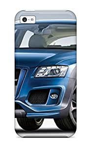 High-quality Durable Protection Case For Iphone 5c(audi Suv 12)
