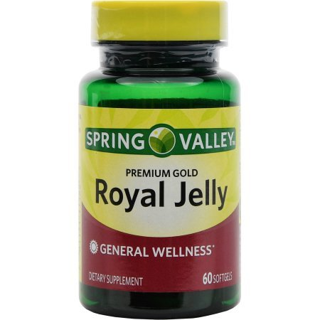Spring Valley Premium Gold Royal Jelly Premium Royal Jelly