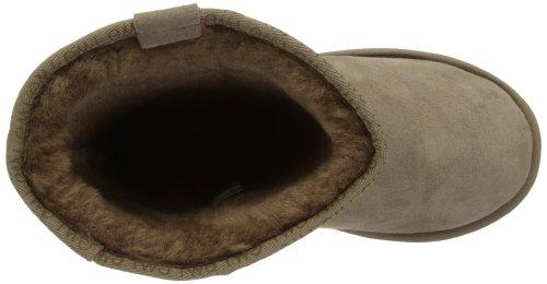 Emu Stinger Lo - Náuticos para mujer Beige (Beige (Mushroom))