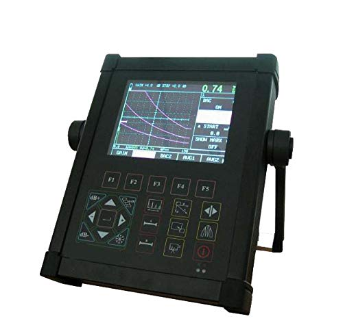 High-Speed Capture and Very Low Noise|UTFD-106 Automated Echo Degree GAOTek Portable ultrasonic Flaw Detector is microprocessor-Based Instrument Suitable for Both Shop and Field use Big Memory