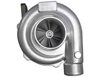 T67 0,68 A/R P Trim Cargador de Turbo refrigerado por aceite rápido Bobina: Amazon.es: Coche y moto