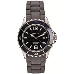 Sparco 099013NR Men's Watch Black