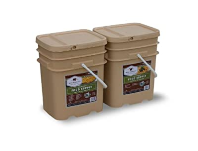 Wise Company Large Serving Package Buckets