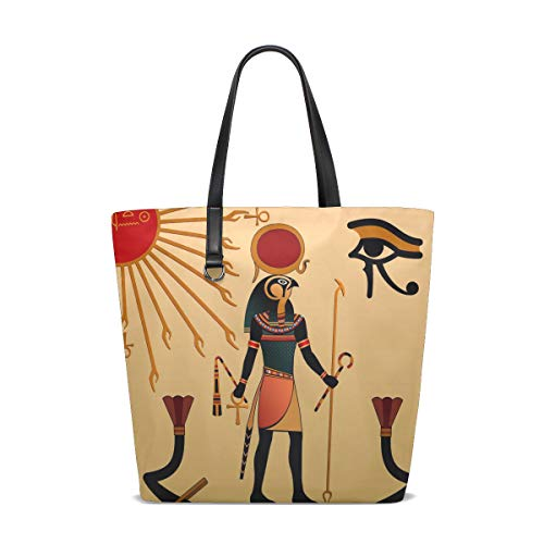 Bennigiry Taille Egyptian À 001 Porter Unique Sac Ancient Pour Tote L'épaule Femme 11rvFw
