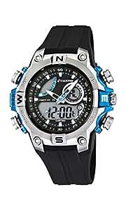 Calypso watches - Reloj Hombre K5586/2 Analógico-Digital Sumergible, color negro