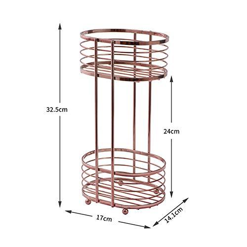 Shelf Storage Racks Shelf Baskets Cupboard Organizers Cutlery Racks Pan Racks Kitchen 2 Layer Storage Rack Spice Rack Storage Shelf Corner Frame ZHAOYONGLI by ZHAOYONGLI-shounajia (Image #2)