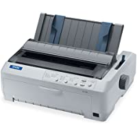 Epson LQ-590 Dot Matrix Impact Printer-Dot Matrix Printer,529 Speed Draft,16-3/10x13-4/5x6-3/10