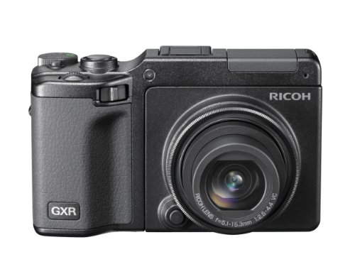 Ricoh Camera Kit Includes GXR and S10 24-72 mm F2.5-4.4 VC Ricoh Lens