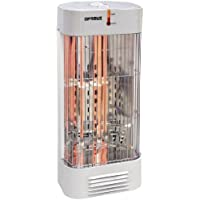 Optimus H-5230 Portable Tower Quartz Heater by Optimus
