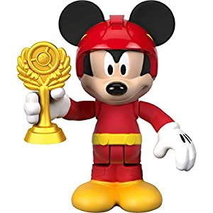 Fisher-Price Disney Mickey & The Roadster Racers, Mechanic Mickey
