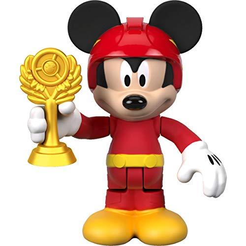 Boneco e Personagem Mickey Figuras Básicas Mattel 7.6cm