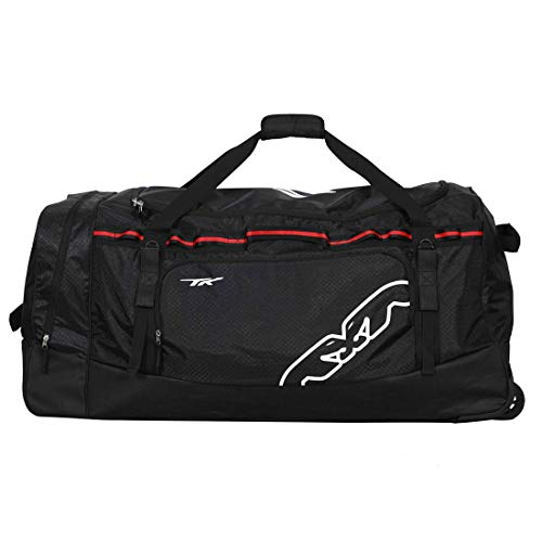TK Total 2.5 Field Hockey Goalie Bag, Black