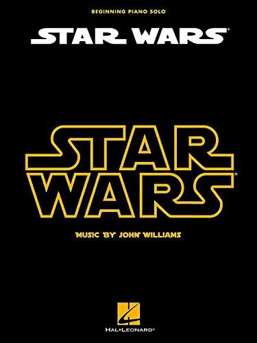 - Hal Leonard Star Wars For Beginning Piano Solo