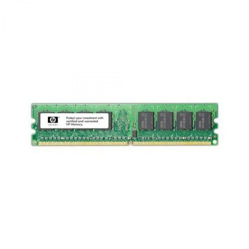 HP 8GB DDR2 SDRAM Memory Module - 8 GB (2 x 4 GB) - 800 MHz DDR2-800/PC2-6400 - DDR2 SDRAM - 240-pin DIMM (HP SERVER MEMORY) ()