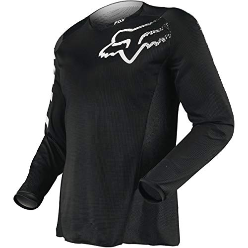 Fox Racing Blackout Motocross Offraod Jersey- Large (Adult Fox T-shirt)