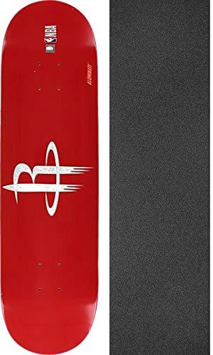 Aluminati Skateboards NHL ヒューストンロケッツ ウッディスケートボードデッキ - 8インチ x 32インチ ジェサップグリップテープ付き - 2個セット   B07CSQT7VV, 【当店限定販売】 d460cab2