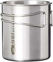 GSI Outdoors Glacier Stainless Steel Bottle Cup/Pot