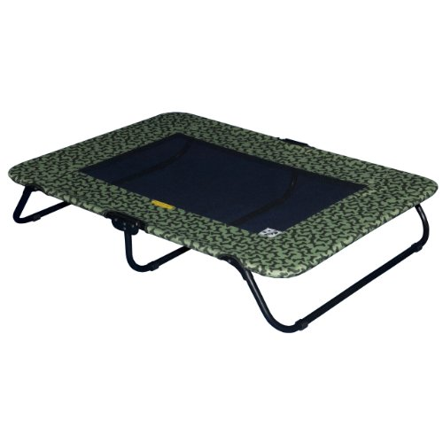 (Pet Gear PG6250BSG Designer Cot for Cats and Dogs, 50
