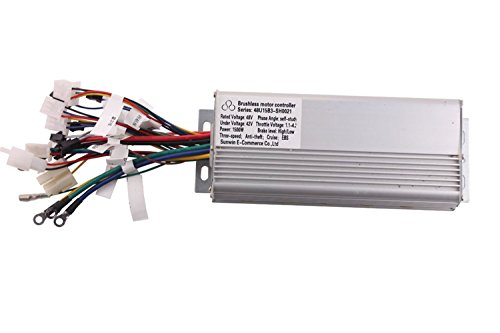 Brushless Motor Bicycle (1500W 48V Electric Bicycle Brushless Motor Controller For E-bike &)