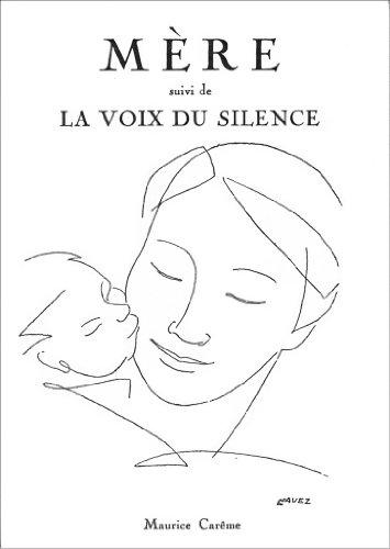 Amazoncom Mère Suivi De La Voix Du Silence Recueil De